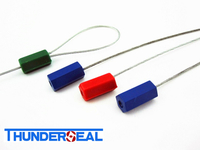Sello de cable hexagonal normal