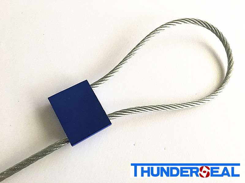 Sello de cable de alta seguridad FlexSecure 5.0 mm